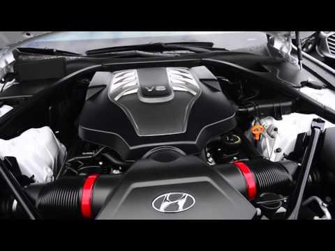 Hyundai Genesis 5.0 In Depth Tour Start Up