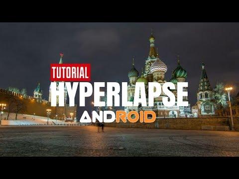 Tutorial Cara Bikin Hyperlapse Di Android