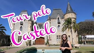 Tour pelo Castelo de Itaipava - Petrópolis - Rio de Janeiro