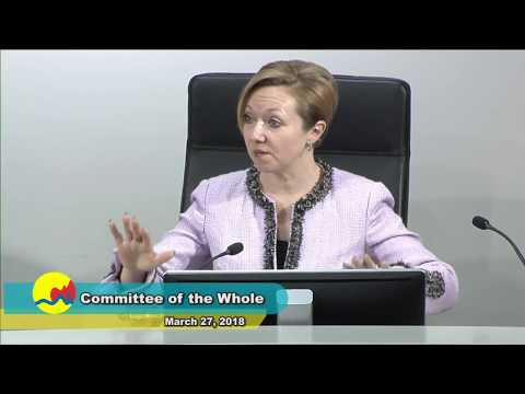 Grand Rapids City Commission - Committee of the Whole - March 27, 2018