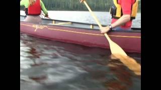 How to Do a J-Stroke - Canoe Technique