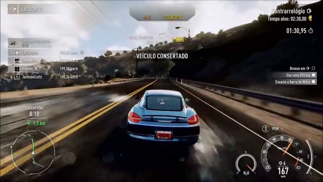 need for speed rivals ps4 gameplay teste youtube. Black Bedroom Furniture Sets. Home Design Ideas