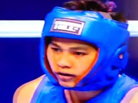 Улан-Удэ ФСК 11 чемпионат мира по боксу среди женщин ринг В ч.4 10.10.2019 г