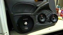 cadence car Audio update