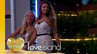 FIRST LOOK: The Boys Get a Special Delivery as the Girls Dine Out | Love Island 2018