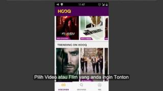 Cara Menggunakan Kuota HOOQ dan VIU Telkomsel