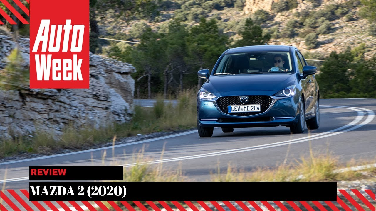 Mazda 2 (2020) - Autoweek Review - English subtitles