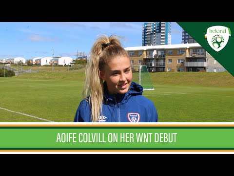 INTERVIEW | Aoife Colvill on her WNT debut