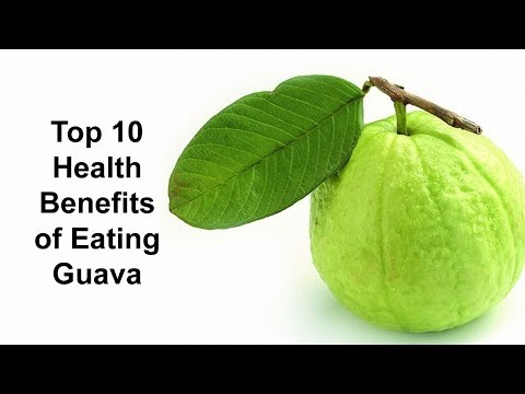 Top Health Benefits Of Eating Guava