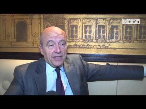 Interview Alain Juppé