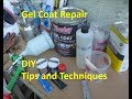 Gel Coat: How to Apply by Spray Gun