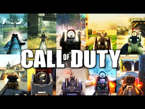 1 Kill With EVERY Assault Rifle in EVERY Call of Duty