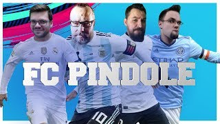 FC PINDOLE  - Najlepszy TEAM FIFA 19