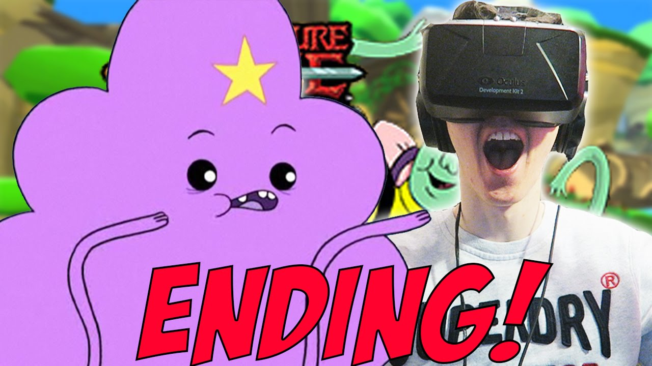 Adventure time oculus rift game uncensored