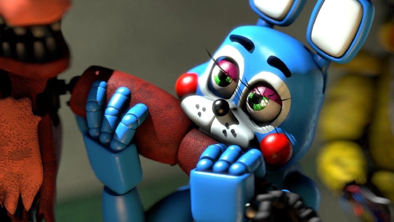 FNAF SFM Old Memories Season 2 Episode 4 (Five Nights At Freddy's Animation) thumbnail