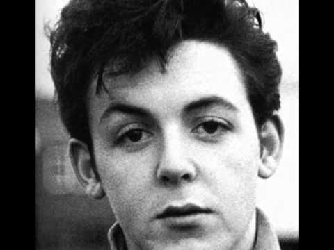 Paul McCartney - Ebony and Ivory (Demo) (Solo)