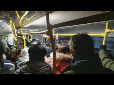 UTV. 12 автобусов вместо 120. В Уфе отменили два популярных маршрута