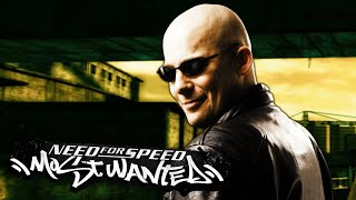 Need For Speed: Most Wanted (2005) - Walkthrough Part 12 - Blacklist #5: Webster