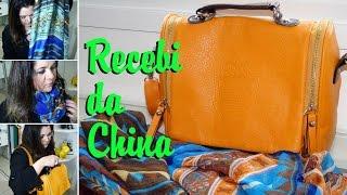 Recebi da China - Comprinhas no ChinaBuye