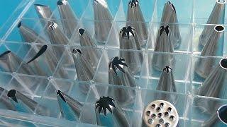 Насадки для крема Обзор каждой насадки Кондитерские насадки