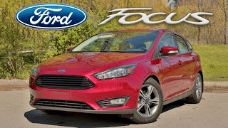 2016 Ford Focus 1.0L EcoBoost - Review