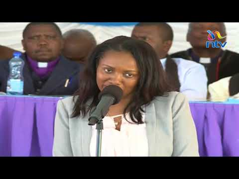 Sen. Susan Kihika urges President Kenyatta to assist county govt resettle  Solai dam tragedy victims