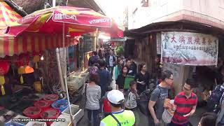 【Hong Kong Walk Tour】Tai O 大澳 (Part 1)