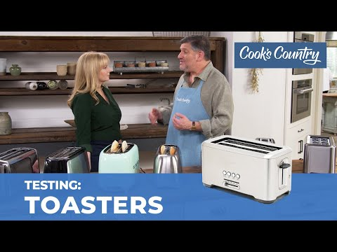 Which Slot Toaster Makes The Best Toast?