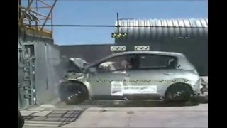 The Silent Crash Test (quiet crash test video)