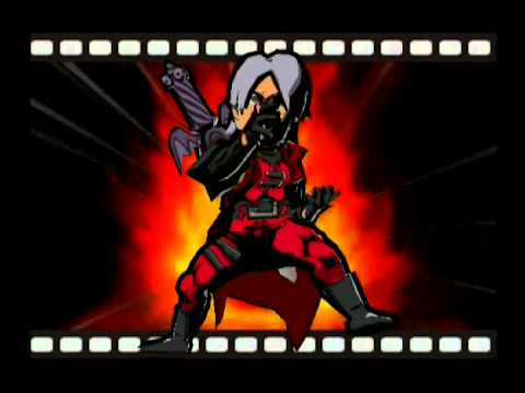 Viewtiful Joe Ps2 gameplay using Dante - By Ennohex