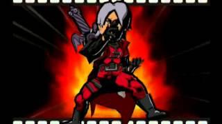 Viewtiful Joe Ps2 gameplay using Dante - By Ennohex