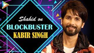 Shahid Kapoor On Blockbuster Kabir Singh | Box Office Records | Lovely Kiara Advani | Censorship