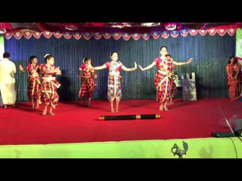 Kannada Rajyotsava cultural event @ Pruksa Silvana