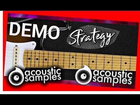 Acousticsamples Strategy Guitar DEMO
