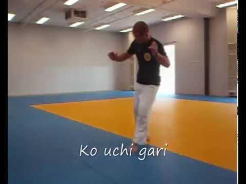 Judo home training part 2