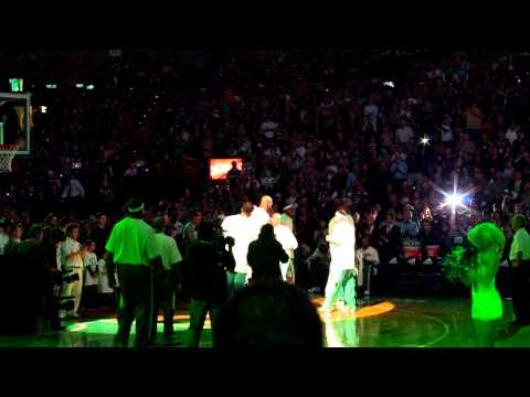 Boston Celtics 2011 intro