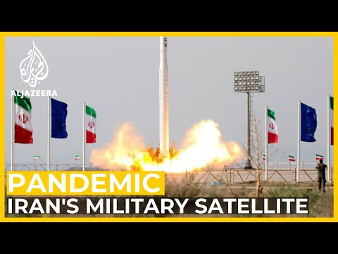 Iran launches its