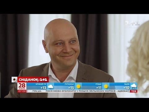 Сьогодні на 1+1 стартує комедійний серіал «СидОренки-СидорЕнки»