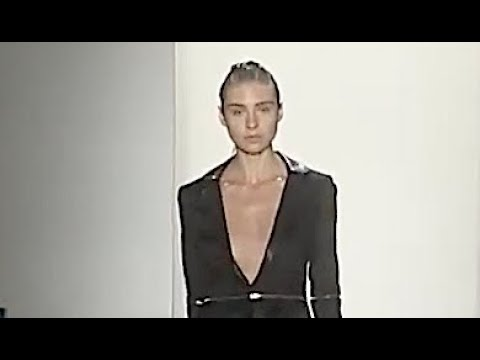 MANDY COON Spring Summer 2013 New York - Fashion Channel