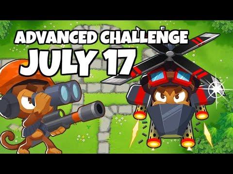 BTD6 Advanced Challenge - Player1155061&39;s Challenge - July 17 2019