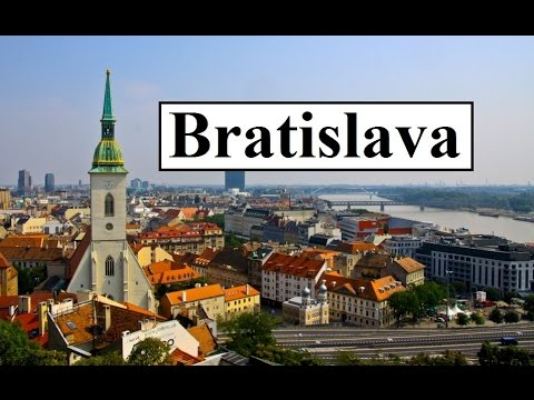 Slovakia- Bratislava (Central Europe)