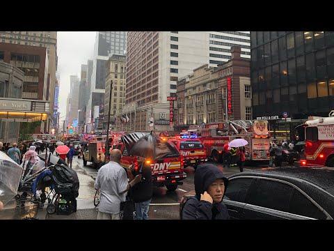 ⁴ᴷ⁶⁰ Midtown Manhattan