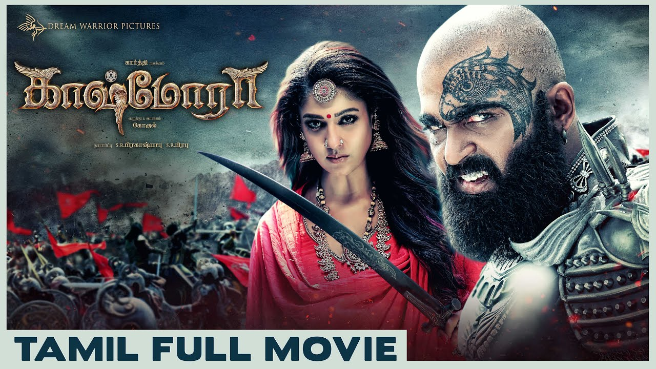 Download Kaashmora - Full Movie (English Subtitles) | Karthi, Nayanthara, SriDivya | Santhosh Narayanan,Gokul