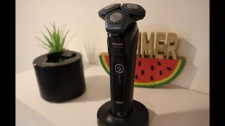 fast unboxing Philips Shaver s…