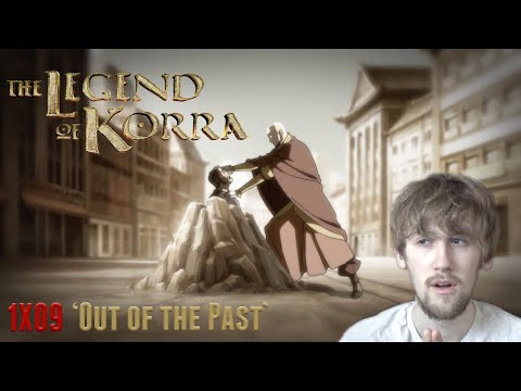 The Legend Of Korra Season 1 Episode 9 - 'Out Of The Past' Reaction