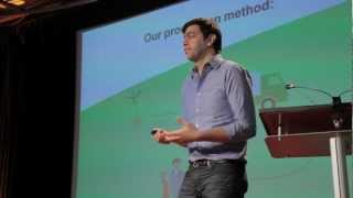 How a rooftop farm feeds a city | Mohamed Hage | TEDxUdeM