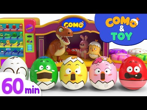 Como and Toys | Best Episode 1~20 | 60min