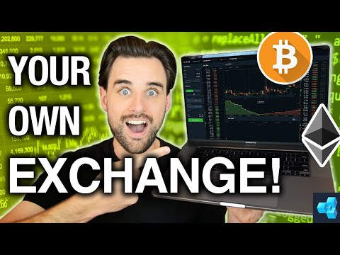 Launch A Cryptocurrency Exchange With ZERO Coding!