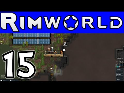 "RimWorld Alpha 8 E15 ""Mercenary Sniper!"" (1080p HD)"