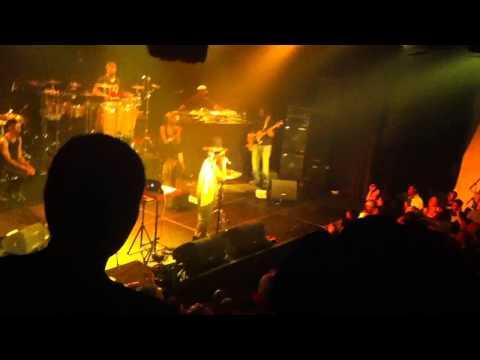 Erykah Badu Live @ Melkweg Amsterdam 07-09-2013